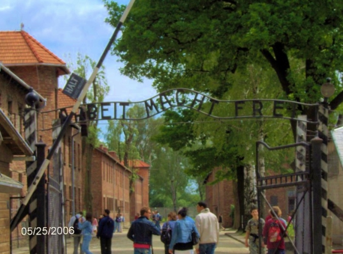 Gate to Auschwitz