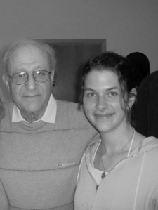 Me and Irving Roth