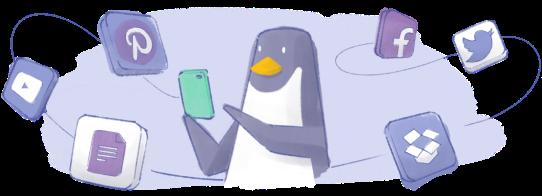 curiopenguin